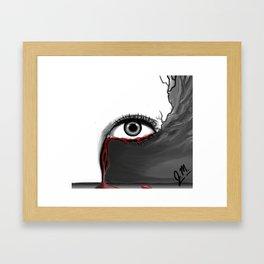 bEYEpolar Framed Art Print
