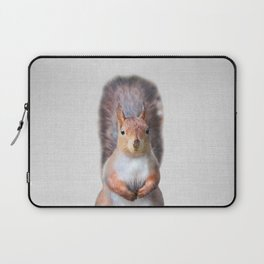 Squirrel - Colorful Laptop Sleeve