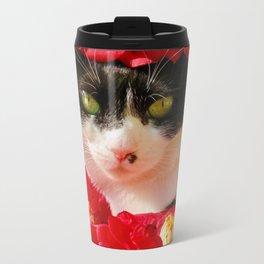 Khoshek queen of flowers Travel Mug