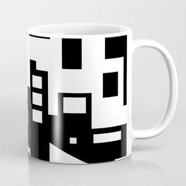 Stacked Cityscape Coffee Mug