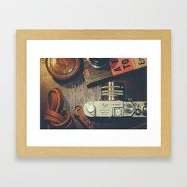 IIIf Framed Art Print