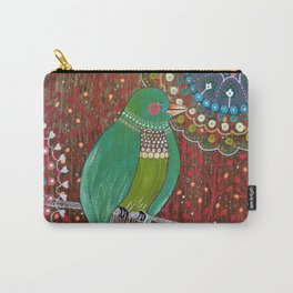 pondichery Carry-All Pouch