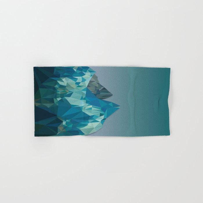Night Mountains No. 36 Hand & Bath Towel