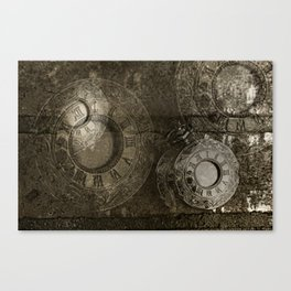 Too Much Time Canvas Print
