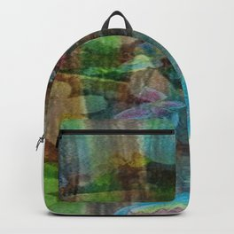""""""" Maiden In The Mist """" Backpack"""
