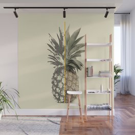Double Pineapple Wall Mural
