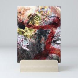 6th Avenue and Rivington Mini Art Print
