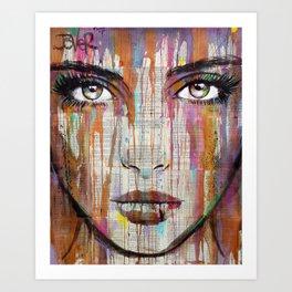 DIRECTIONS Art Print