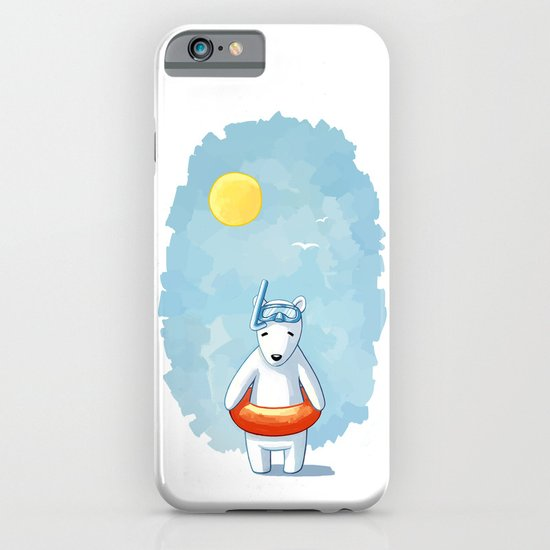 Polar Beach iPhone & iPod Case