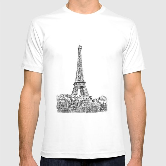 Another Eiffel Tower Photo T-shirt