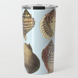 shell sea Travel Mug