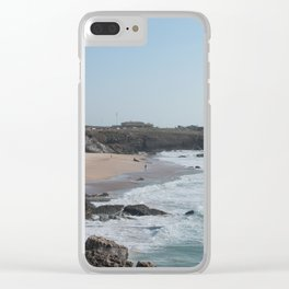 cascais Clear iPhone Case