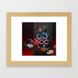 landofannelies Framed Art Print