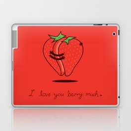 How much do I love you? Laptop & iPad Skin