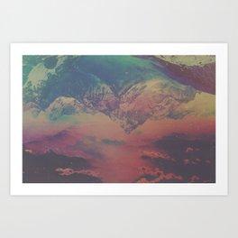 INFLUENCE II Art Print