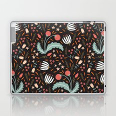Floral Fusion Laptop & iPad Skin