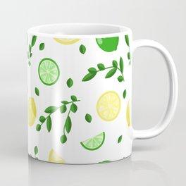 Lemon Lime Coffee Mug