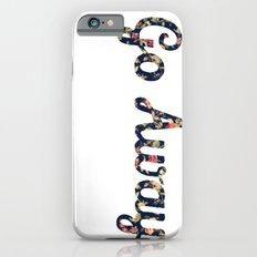 Go Away iPhone 6s Slim Case