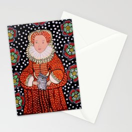 Queen Elizabeth 1 Stationery Cards