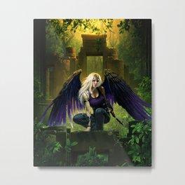 Archangels Consort Metal Print