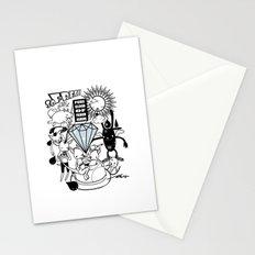 SO FRESH DIAMOND Stationery Cards