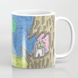 Sinister Camping Coffee Mug