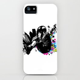 SupaDupaFlyyy iPhone Case