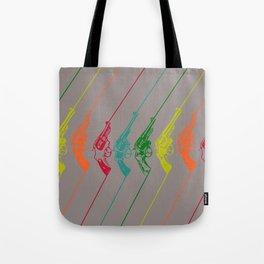 PentaGun Tote Bag