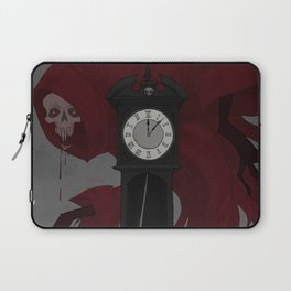 The Mask of the Red Death Laptop Sleeve