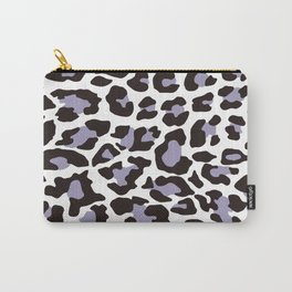 Snow Leopard Pattern_C Carry-All Pouch