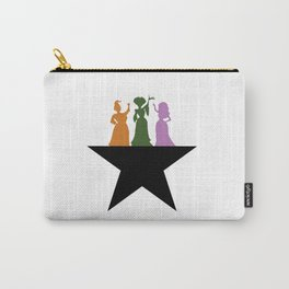 """Sanderson Sisters """"Werk"""" Neutral Carry-All Pouch"""