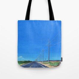 Highway 12 South Tote Bag