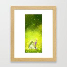 Thumbelina! Framed Art Print