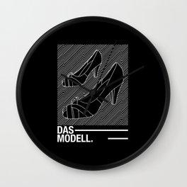 Das modell Wall Clock