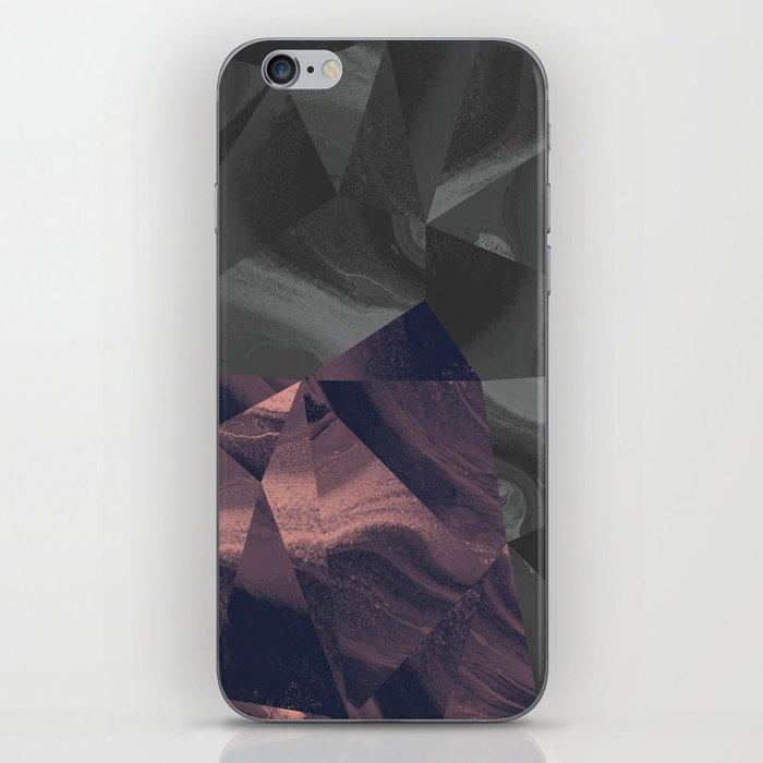 Irregular Marble iPhone Skin
