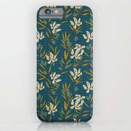 KALI OLIVE iPhone Case