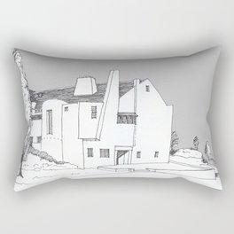 Hill House, Helensburgh Rectangular Pillow
