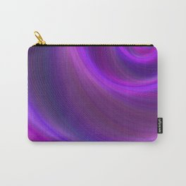Purple night storm Carry-All Pouch