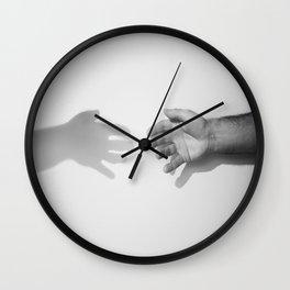 Catch me Wall Clock
