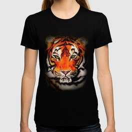 Tiger in the Shadows T-shirt