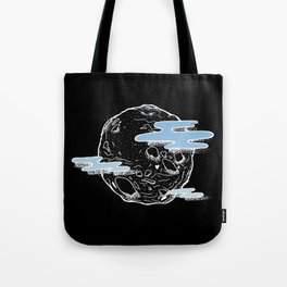 Brave New Moon Tote Bag