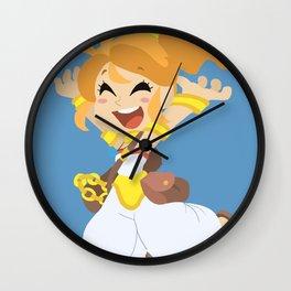 Joyful Marle Wall Clock