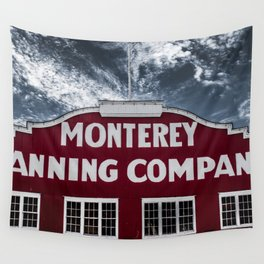 Monterey Canning Company Wall Tapestry