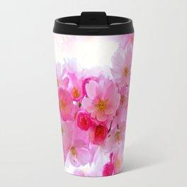Cherry Blossom Tree So Pink Travel Mug