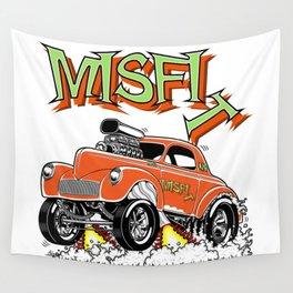 MISFIT rev 1 Wall Tapestry