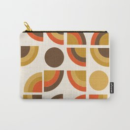 Kosher - retro throwback minimalist 70s abstract 1970s style trend Carry-All Pouch