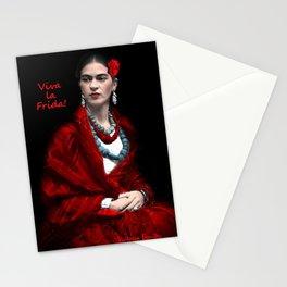 FRIDA AMOR Stationery Cards