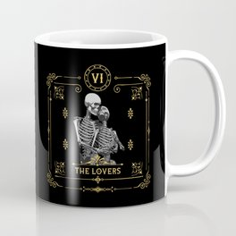The Lovers VI Tarot Card Coffee Mug