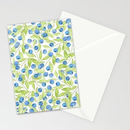 Blueberry Hill Stationery Cards