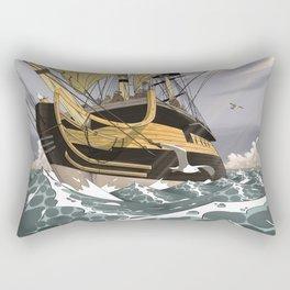 Sailors & Pirates Rectangular Pillow
